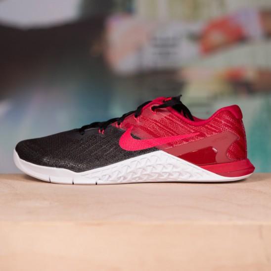 Man Shoes Nike Metcon 3 - red - WORKOUT.EU