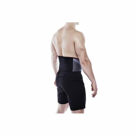 PicSil Weight Lifting Belt Gym Training Back Support Neoprene Lumbar Pain