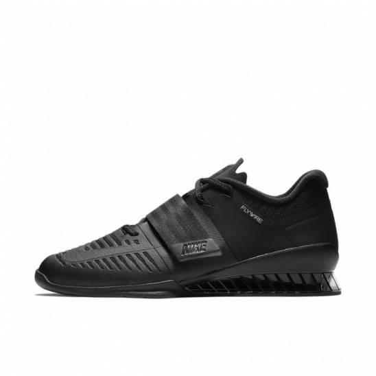 Man Shoes Nike Romaleos 3 - black 2