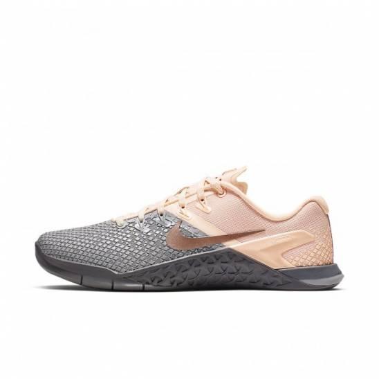 Woman Shoes Nike Metcon 4 XD - metallic