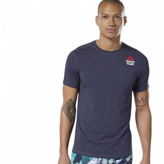 tee shirt reebok crossfit