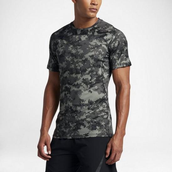 Man T-shirt Nike Pro HyperCool - camo