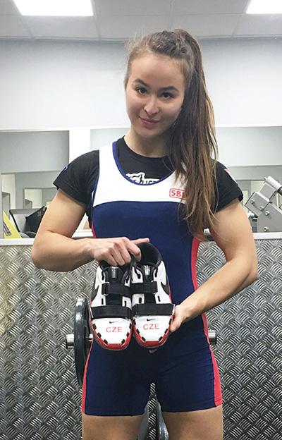 Jansová Dominika Powerlifting