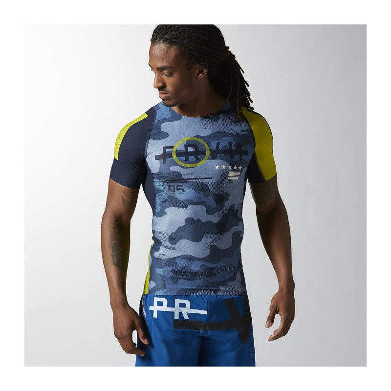Tee Ab4901 Eu Pwr5 Workout Crossfit Vn8owmn0 Reebok Compression 35q4RjAL