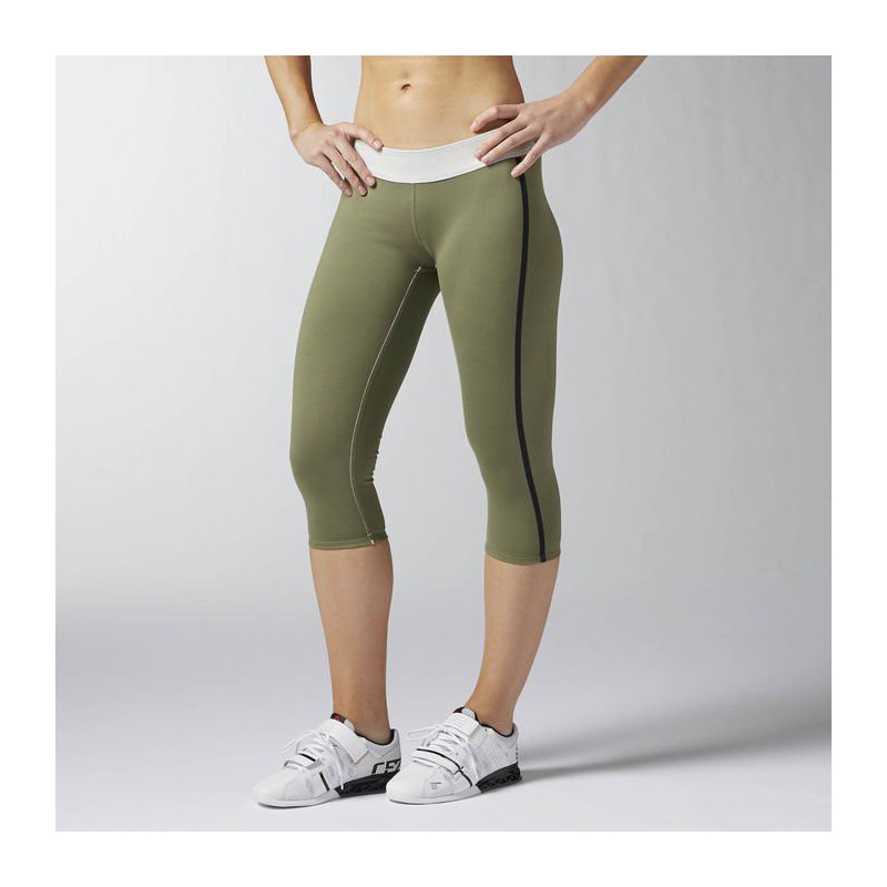 f25e1755775 Woman Tight Reebok CrossFit REVERSBL CHASE CAPRI - AI9436 - WORKOUT.EU