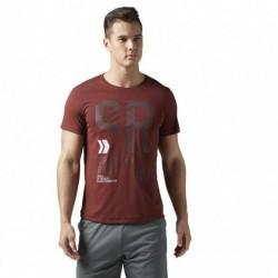 Man T-Shirt Spartan Race M SS TEE - CD7968