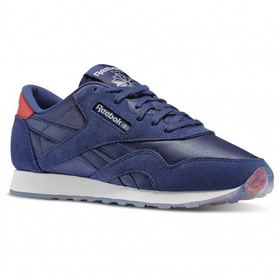 08ecb46d63 Woman Shoes Reebok CL NYLON CORE Classic V68889 - WORKOUT.EU