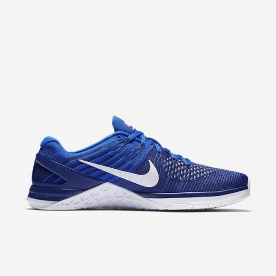Man Nike Metcon DSX Flyknit - blue