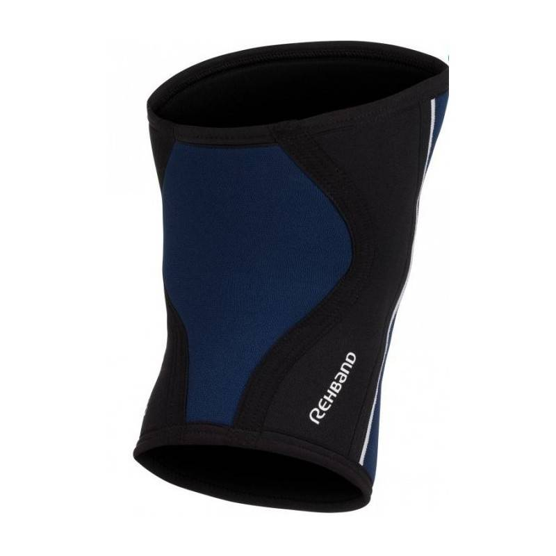 RX KNEE SLEEVE 5MM - Navy