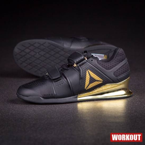 15137a313e6 Man weightlifting shoes LEGACY GOLD Reebok - BS5980 - WORKOUT.EU