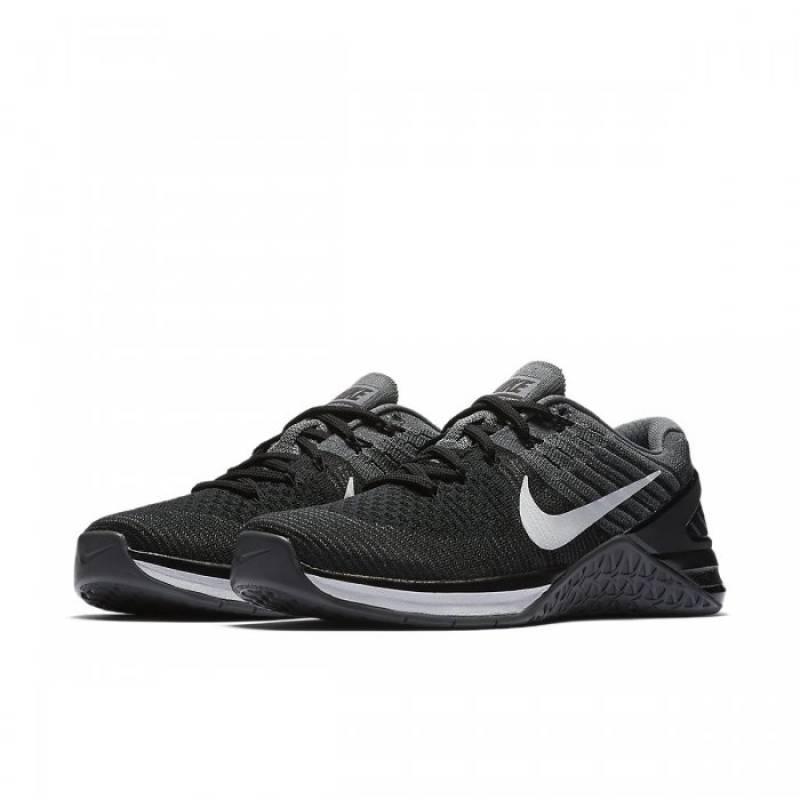 Woman Shoes Nike Metcon DSX Flyknit - black