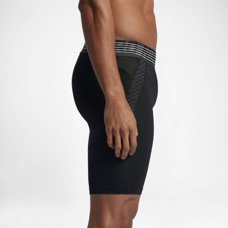 Man shorts Nike Pro HyperCool black - WORKOUT.EU 2896c65cb6