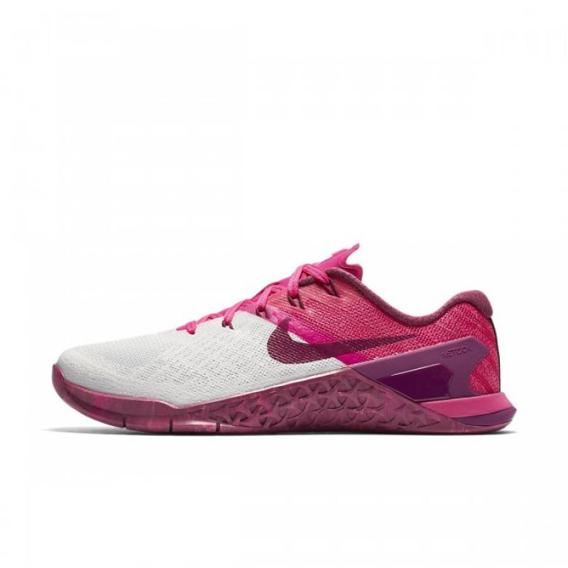 Woman training Shoes Nike Metcon 3 - Deadly pink
