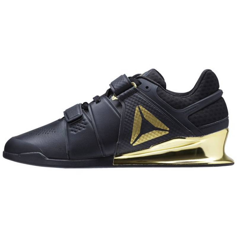 Woman weightlifting shoes LEGACY GOLD