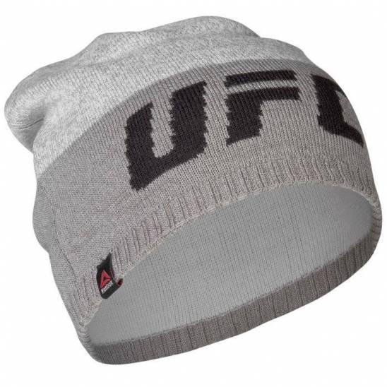 Pánská čepice UFC šedá Reebok - WORKOUT.EU e42fb082d07