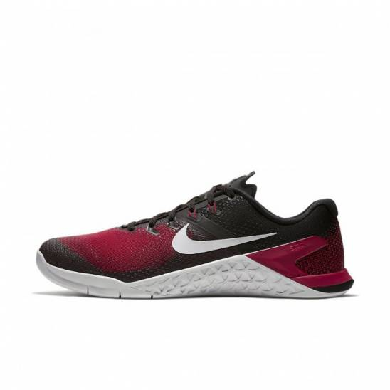 Man Shoes Nike Metcon 4 - wine red - WORKOUT.EU cc72a9df0c