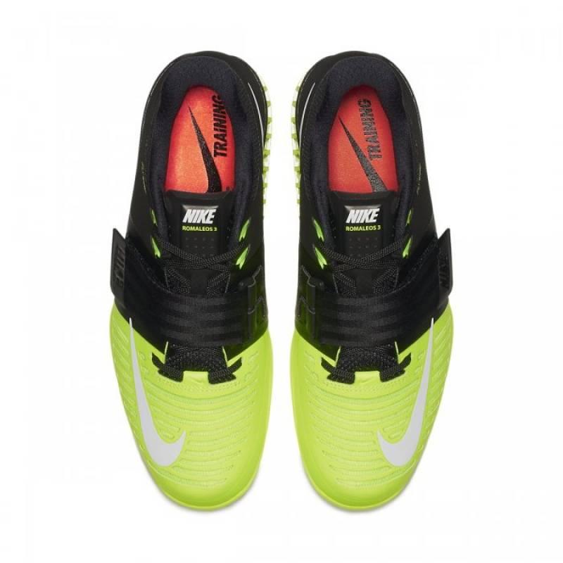 Man Shoes Nike Romaleos 3 - black
