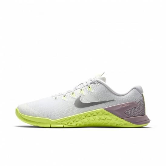 51d1fb70fc Woman Shoes Metcon 4 - white green - WORKOUT.EU
