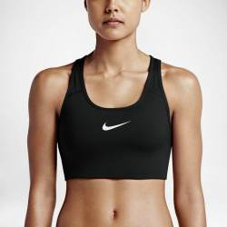 Woman Bra Swoosh Sports - black