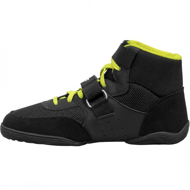 SABO Deadlift Lifting shoes - Lime