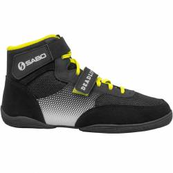 SABO Deadlift Lifting shoes - Lime