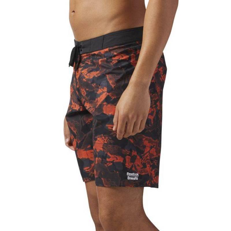 df6d3e3eda3 Pánské šortky Reebok CrossFit SN Core - Splash Camo - WORKOUT.EU