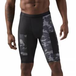Pánské šortky Reebok CrossFit COMPRESSION SHORT CD7651