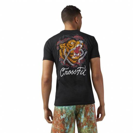 6ac65f5230eb Man T-Shirt CrossFit SOUVENIR TEE - WORKOUT.EU