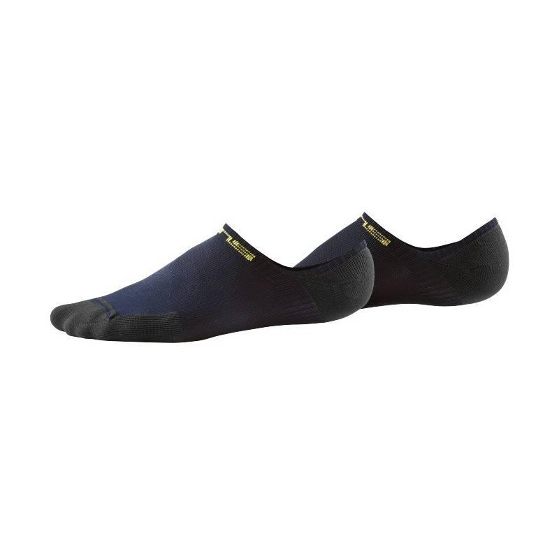 Socks Skins Performance Sneaker Black - 3 pairs