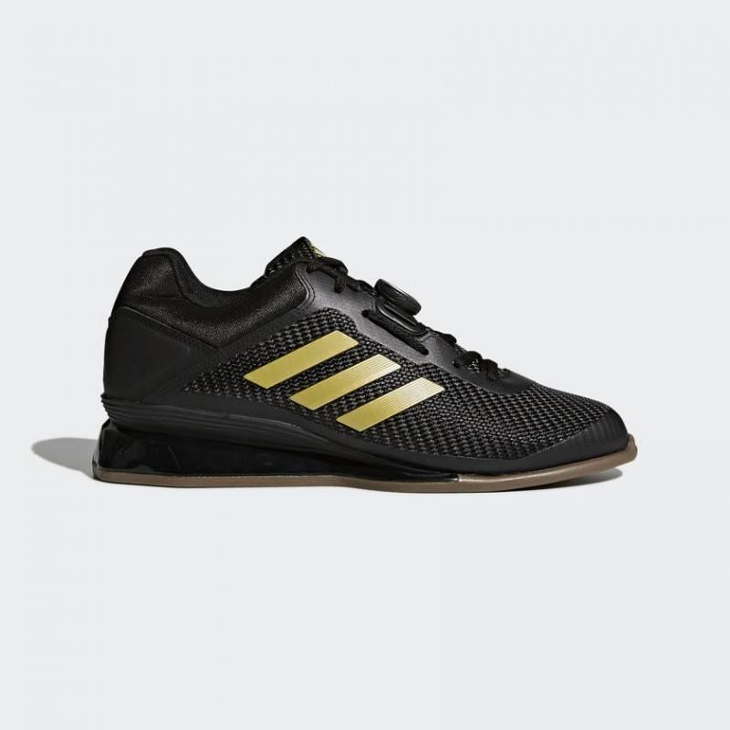Man Shoes adidas Leistung 16 II GOLD