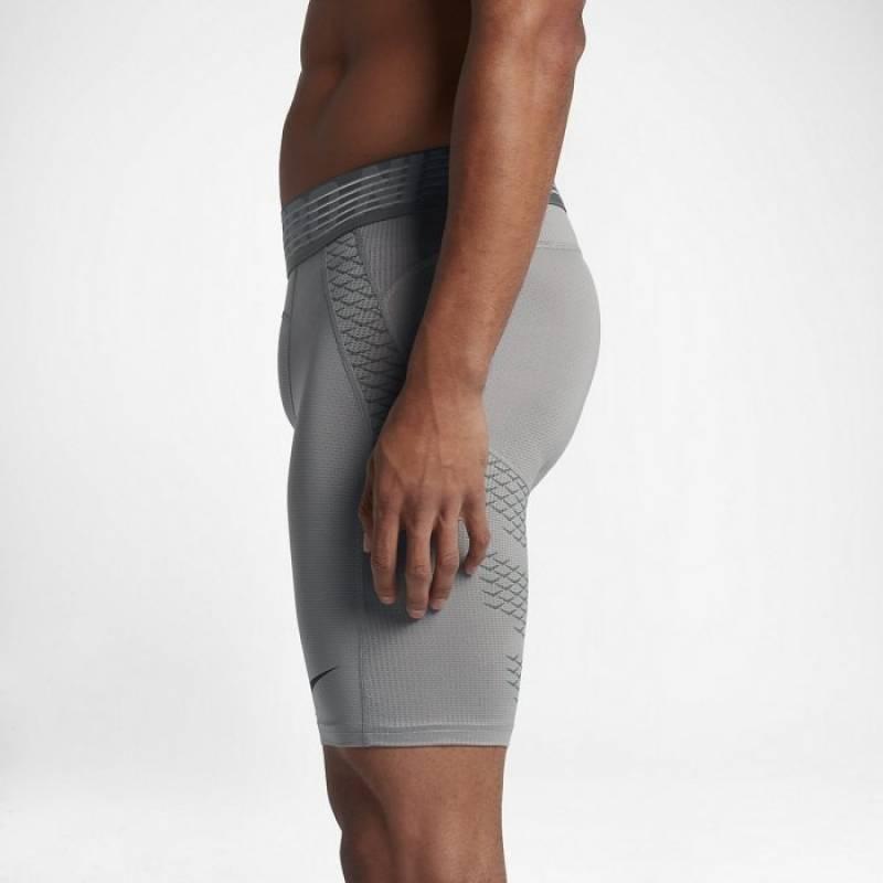 Nike Pro Hypercool Men/'s 9 in Compression ShortbleuMediumNeuf environ 22.86 cm