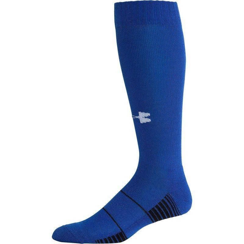 f1da03b68ee Under Armour UA Over-The-Calf blue Team Socks - WORKOUT.EU