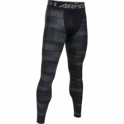 Man compression Tight HeatGear Armour Printed