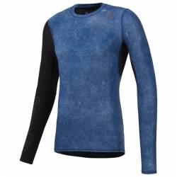 Man T-Shirt Reebok Crossfit LS Compression - CY4967