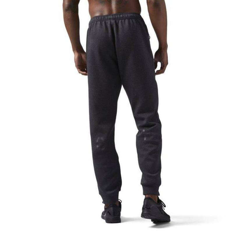 35a25052dc8 Pánské tepláky Reebok CrossFit Double Knit Jogger - WORKOUT.EU