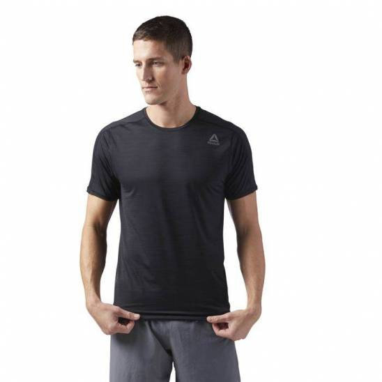 5d1a0e1398de59 Man T-Shirt Active Chill Move Tee - CF7877 - WORKOUT.EU