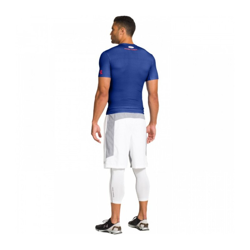 Man compression T-Shirt Under Armour Alter Ego - WORKOUT.EU 5b2fad27d62