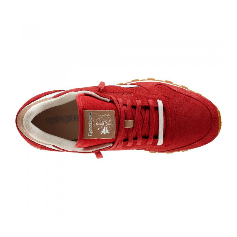 Man Shoes CL LEATHER SUEDE Classic V55060