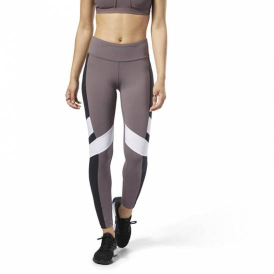 05fd30e5287 Woman Tight LUX COLOR BLOCK Tight - D94128 - WORKOUT.EU