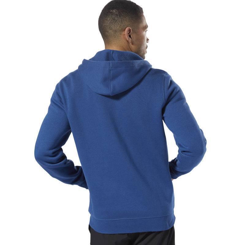 Man hoodie TE FLEECE FZ - D94203 - WORKOUT.EU d71fd1a24c