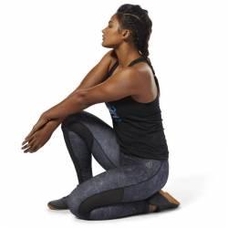 Woman Tight Reebok CrossFit Comp Tight AOP - D94955