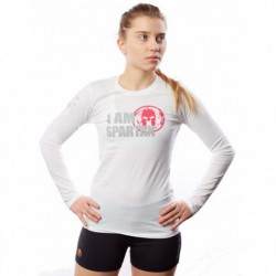 Woman T-Shirt SPARTAN I Am Spartan Long Sleeve