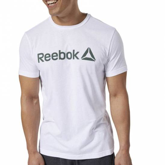 332ba40e1 Man T-Shirt QQR- Reebok Linear Read - DH3790 - WORKOUT.EU