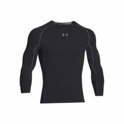 Man compression T-Shirt Under Armour - black