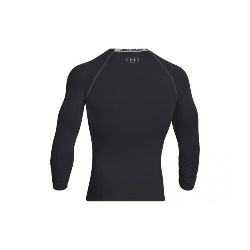 100711527 Man compression T-Shirt Under Armour - black - WORKOUT.EU