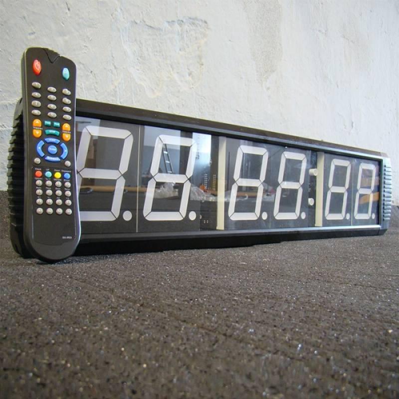 Timer Led časovač 6 číselný