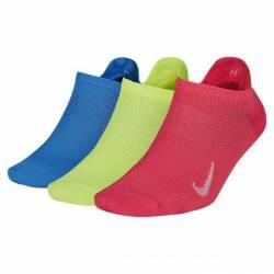 Dámské tréninkové ponožky Nike Everyday Plus Lightweight 3 Pair