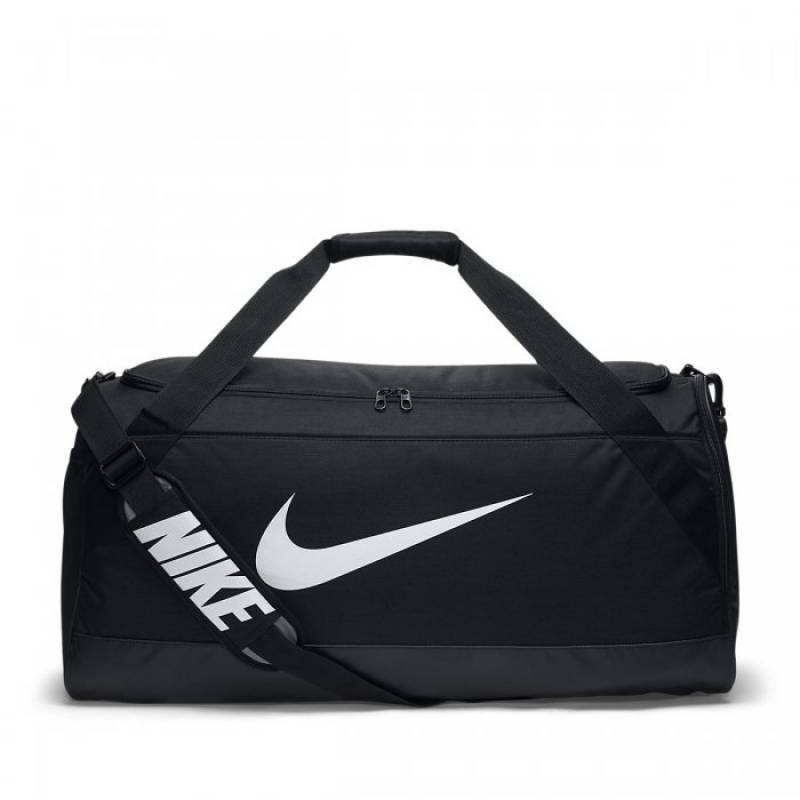 e9802dc0ac Training bag Nike Brasilia (Large) - black - WORKOUT.EU