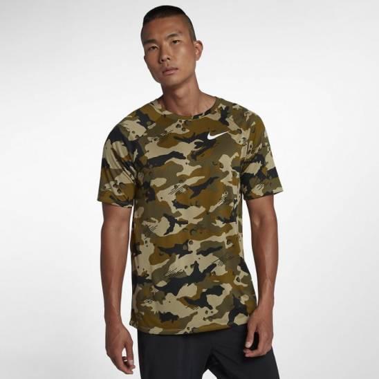 6f109274e Man T-Shirt DRY LEG TEE CAMO AOP - 923524-209 - WORKOUT.EU