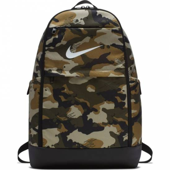 Man training bag Nike Brasilia (Medium) camo green BA5973-209 ... b1e1d9a14f